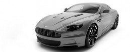 As used on Aston Martin
