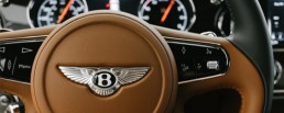 As used on Bentleys