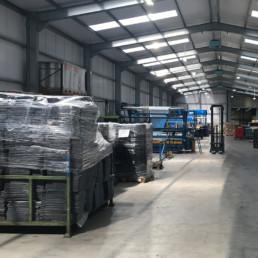 Interflex warehouse