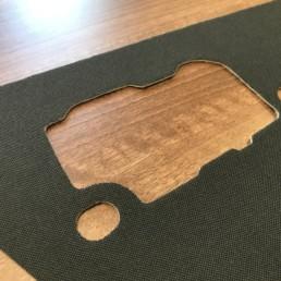 material trim
